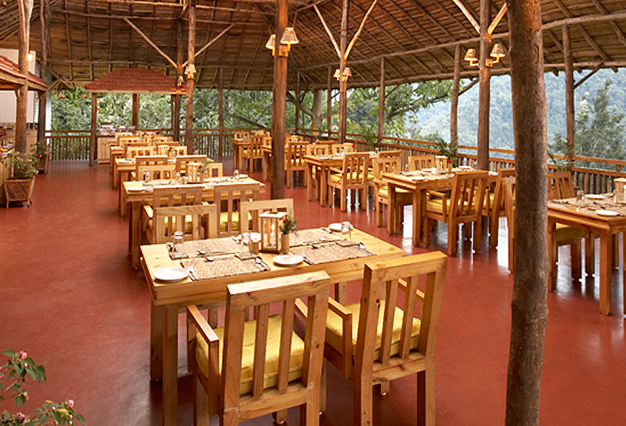 Kurumba Village Resort Ooty Restaurant
