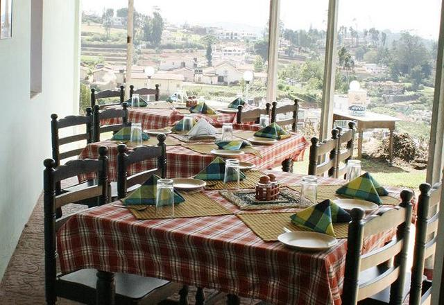 British Cliff Club Resort Ooty Restaurant